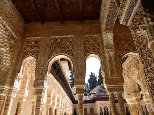 Palais de Comares- Alhambra