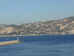 Arrivée sur Marseille.